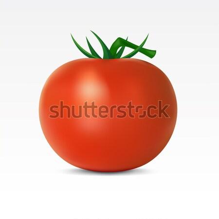 Tomato Stock photo © ElenaShow