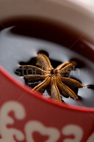 Hot Christmas glogg Stock photo © ElinaManninen