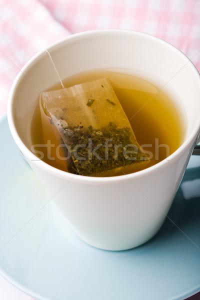 Cup of tea Stock photo © ElinaManninen