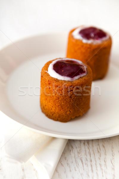 Finnish pastry Stock photo © ElinaManninen
