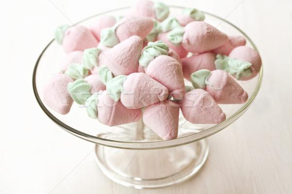 Marshmallow Stock photo © ElinaManninen
