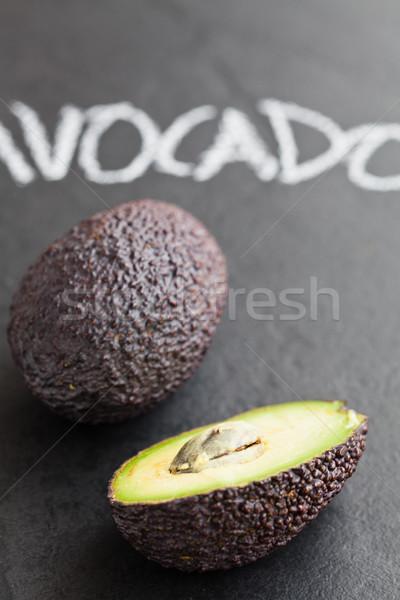 свежие авокадо все слово Сток-фото © ElinaManninen
