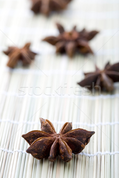 Aniseed stars. Stock photo © ElinaManninen