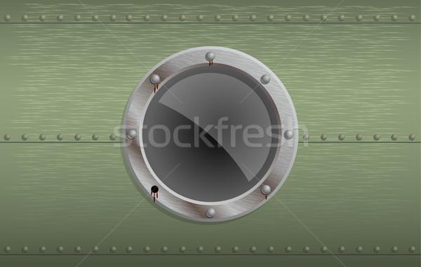 Vector illustration of a dirty illuminator Stock photo © Elisanth