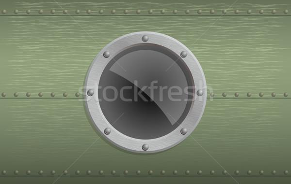 Vector illustration of a clear illuminator Stock photo © Elisanth