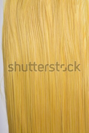 Long golden blond hair  Stock photo © Elisanth