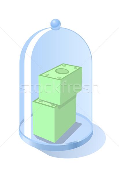 Save money concept  Stock photo © Elisanth