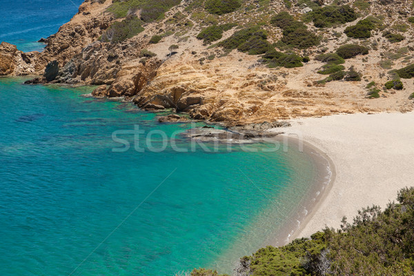 Beautiful tropical beach  Stock photo © Elisanth