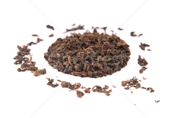 Roasted Tieguanyin, Oolong tea  Stock photo © Elisanth