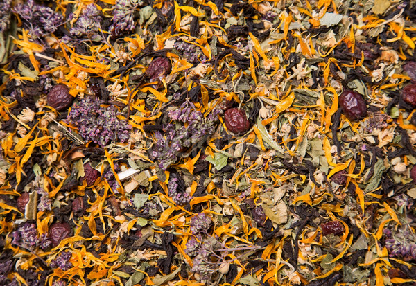 Texture of healthy herbal tea  Stock photo © Elisanth