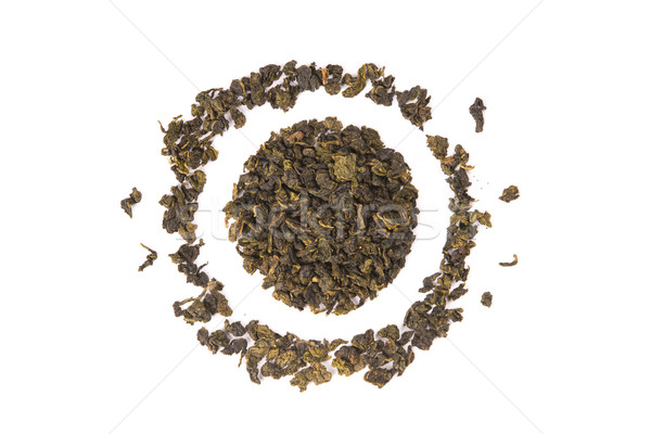 Tie Guan Yin Oolong tea, high angle view  Stock photo © Elisanth