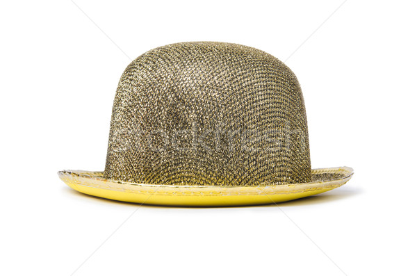 Tophat top hat isolated on the white Stock photo © Elnur