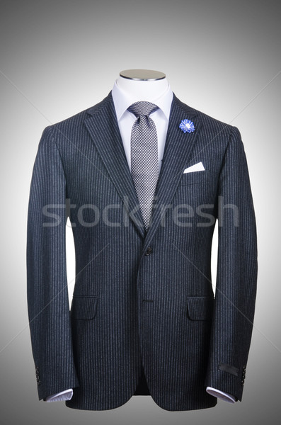 Formal suit in fashion concept Stock photo © Elnur