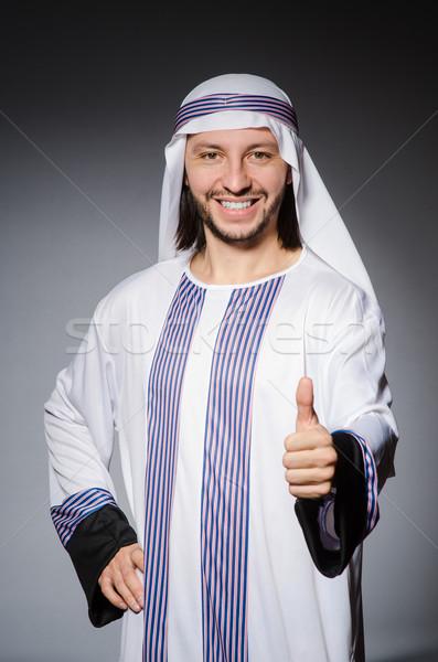 アラブ 男 多様 ビジネス ビジネスマン 小さな ストックフォト © Elnur