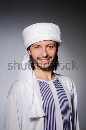 арабских человека разнообразия бизнеса бизнесмен молодые Сток-фото © Elnur
