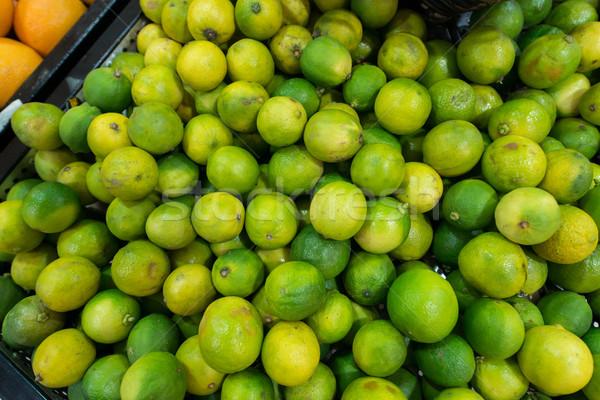 цитрусовые супермаркета продовольствие оранжевый плодов рынке Сток-фото © Elnur