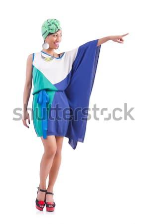 Menina férias de verão moda verão jovem asiático Foto stock © Elnur