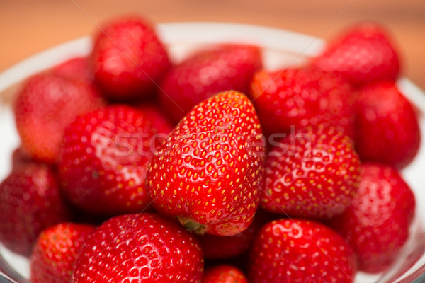イチゴ 表示 食品 背景 ボックス 果物 ストックフォト © Elnur
