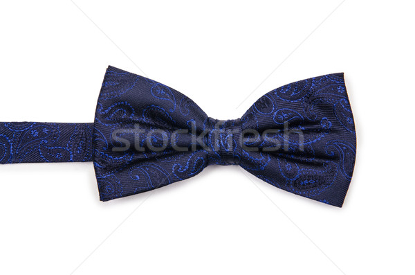 Bow tie isolated on the white background Stock photo © Elnur