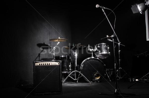 Ayarlamak Müzik Aletleri Konser Müzik Arka Plan Sanat