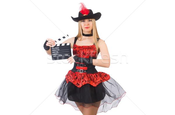 ストックフォト: 女性 · 海賊 · 映画 · ボード · ファッション · 芸術