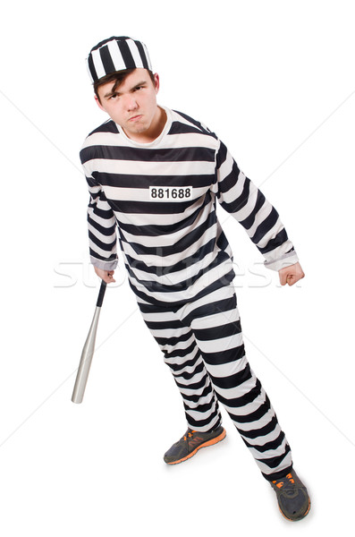 面白い 刑務所 受刑者 スポーツ 法 楽しい ストックフォト © Elnur