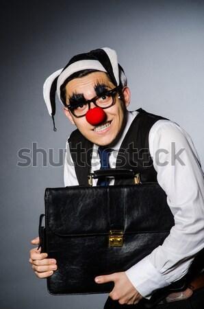 Börtön bennlakó izolált fehér üzlet üzletember Stock fotó © Elnur