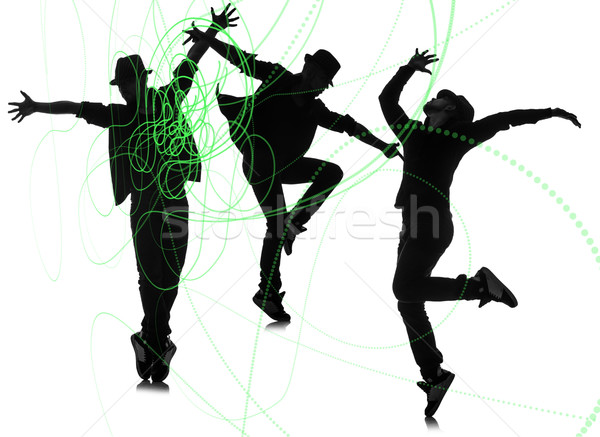 группа танцовщицы танцы аннотация вечеринка Dance Сток-фото © Elnur