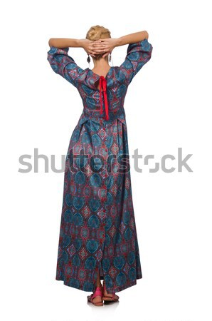 Composite photo of woman in various poses Stock photo © Elnur