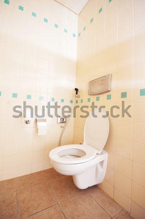 White bath in the bathroom Stock photo © Elnur