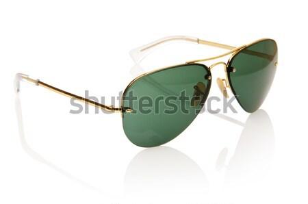 Elegant sunglasses isolated on the white Stock photo © Elnur