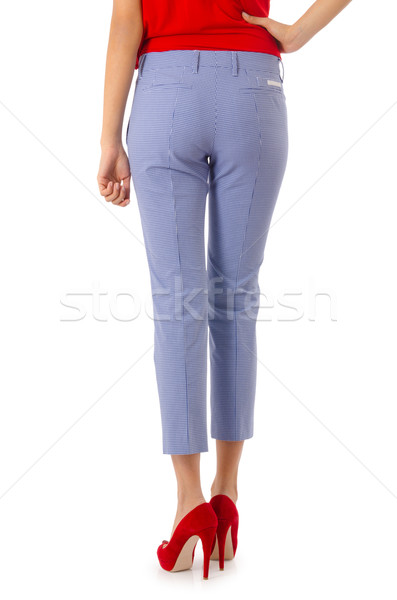 Trousers isolated on the white background Stock photo © Elnur