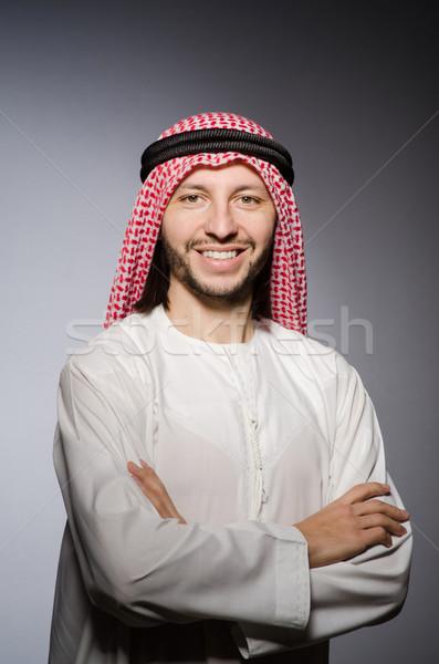 阿拉伯 男子 多樣 業務 商人 年輕 商業照片 © Elnur