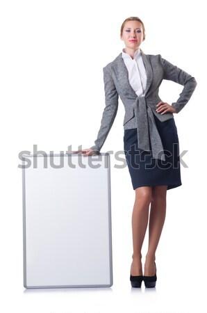 Stock fotó: Vicces · férfi · üzlet · meztelen · munka · üzletember