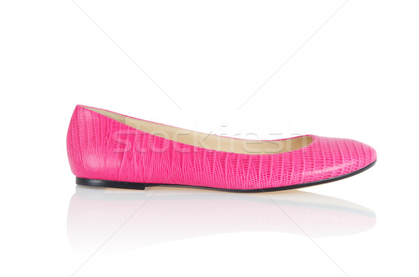 Ballet shoes in fashion concept Stock photo © Elnur