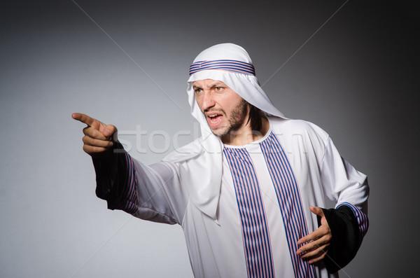 Arabes homme diversité affaires affaires asian Photo stock © Elnur