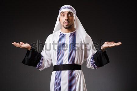 мужчины монахиня смешные религиозных девушки человека Сток-фото © Elnur