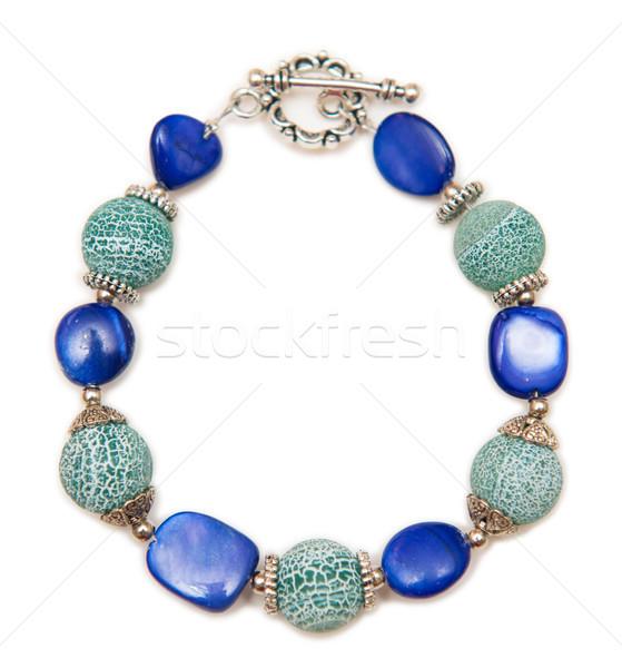 The elegant jewellery isolated on the whtie background Stock photo © Elnur