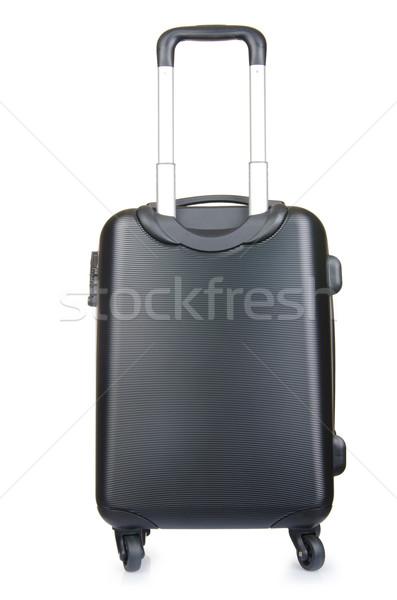 Viaggio bagaglio isolato bianco business sfondo Foto d'archivio © Elnur