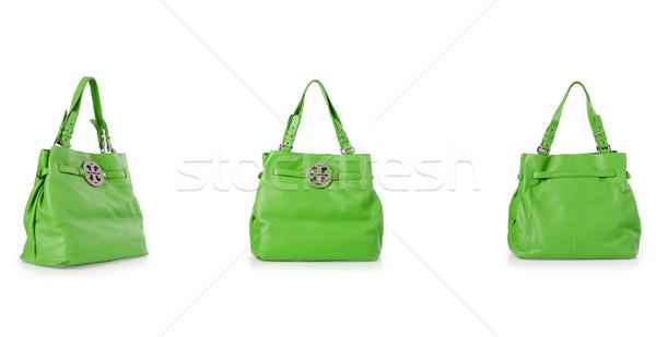 Elegant woman bag isolated on white Stock photo © Elnur