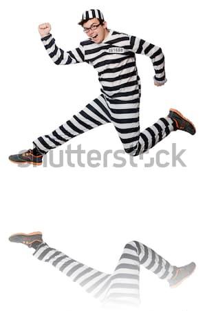 Penale strisce uniforme dancing legge Foto d'archivio © Elnur