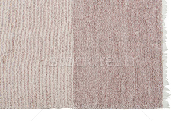 Nice scarf isolated on the white Stock photo © Elnur