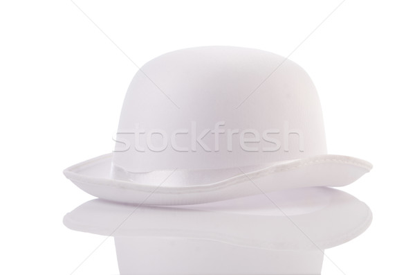 Hat isolated on the white background Stock photo © Elnur