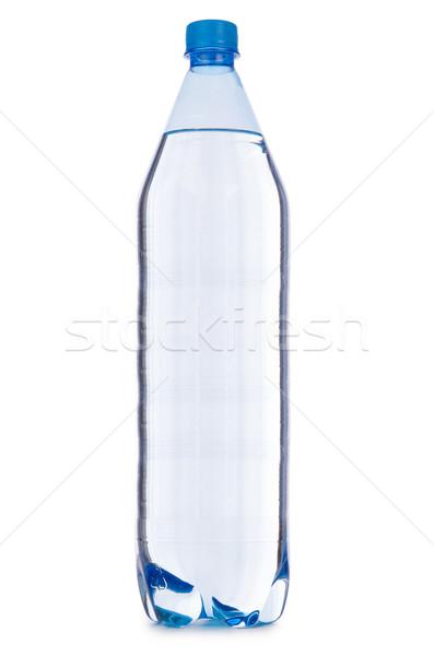 Veldfles geïsoleerd fles witte kantoor Stockfoto © Elnur