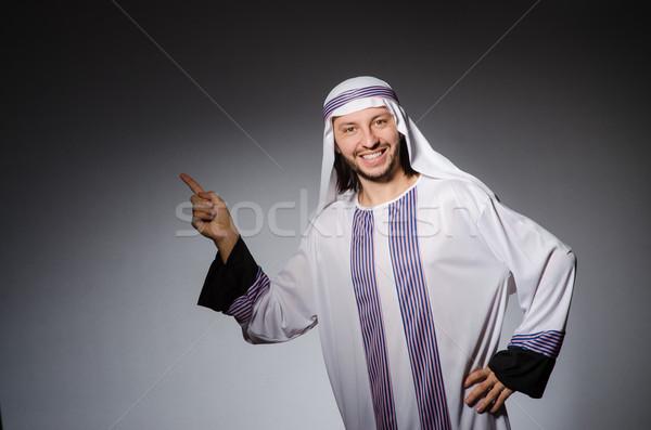 阿拉伯 男子 多樣 業務 商人 亞洲的 商業照片 © Elnur