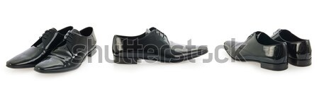 Male shoes isolated on the white background Stock photo © Elnur