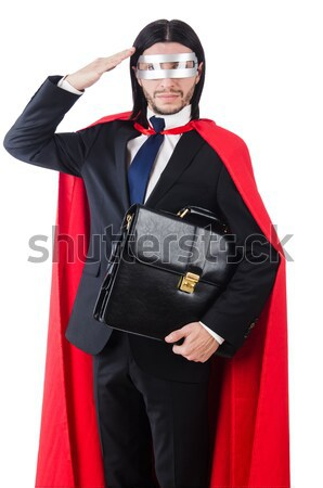Businessman with red sticks of dynamite in terrorist  concept is Stock photo © Elnur