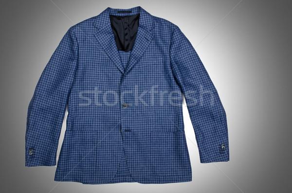 Jacket isolated on the white background Stock photo © Elnur