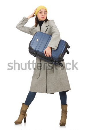 Stock fotó: Vicces · férfi · üzlet · meztelen · üzletember · igazgató