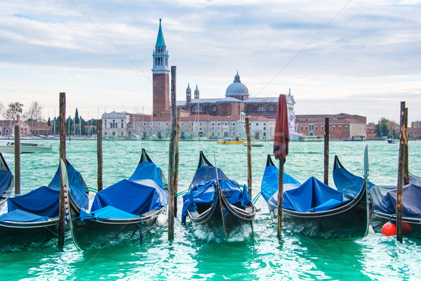 Wenecja widoku jasne lata dzień miasta Zdjęcia stock © Elnur
